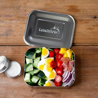 Lunchbots Uno Stainless Bento Lunch Box