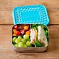 Lunchbots Aqua Trio 2 Stainless Bento Lunch Box