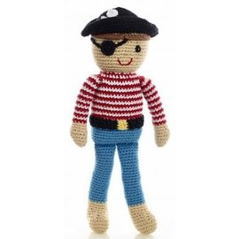 Pebble Pebble Rattle, Pirate