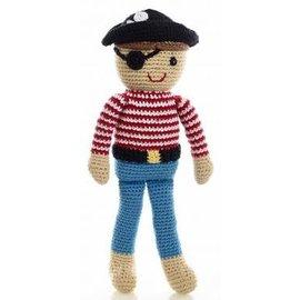 Pebble Pebble Rattle, Pirate