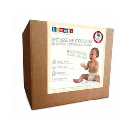 Bummis Organic Baby Cotton Diaper Kit
