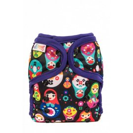 Bummis Russian Dolls Pure AIO Diaper