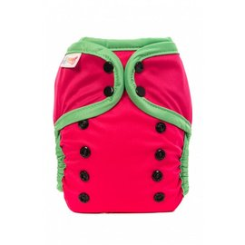 Bummis Watermelon Pure AIO Diaper