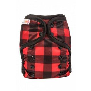 Bummis Lumberjack Pure AIO Diaper