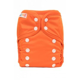 Bummis Orange Pure AIO Diaper