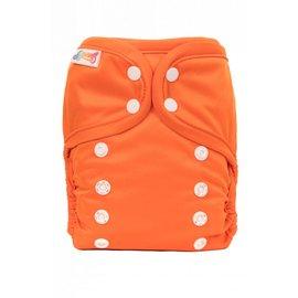 Bummis Orange Pure AIO Diaper