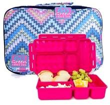 Zig Zag Leakproof Lunchbox Set