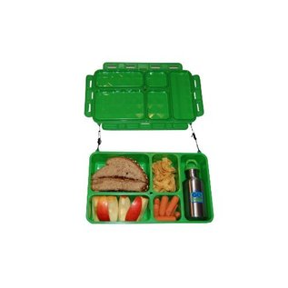 Go Green Prepster Leakproof Lunchbox Set