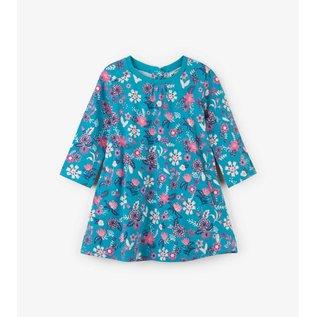 Hatley Soft Flowers Baby Swing Dress
