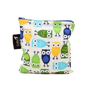Owls Large Snack Bag