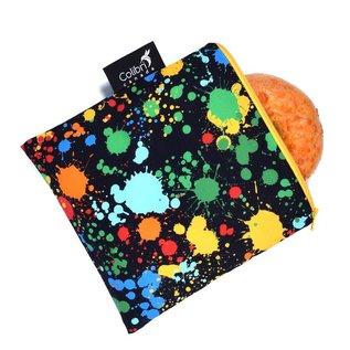 Colibri Splatter Large Snack Bag