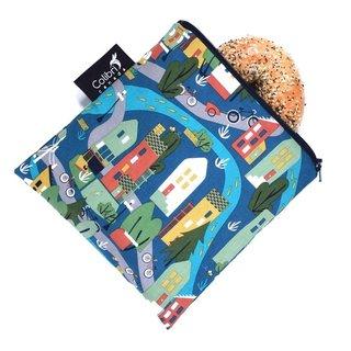 Urban Cycle Large Snack Bag