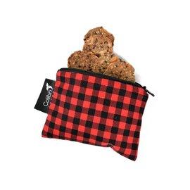 Colibri Plaid Small Snack Bag