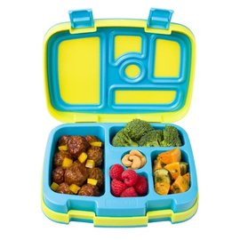 Bentgo Citrus Yellow Child Size Bento Lunchbox