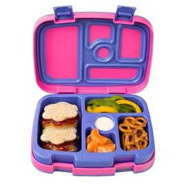 Bentgo Fuchsia Child Size Bento Lunchbox