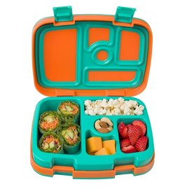 Bentgo Orange Child Size Bento Lunchbox