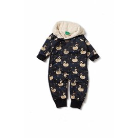 Little Green Radicals Night Swimming Organic Snowsuit