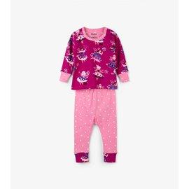 Hatley Fairy Princess Organic Cotton Baby PJ Set
