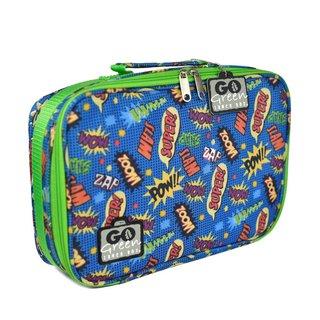 Superhero Comic Leakproof Lunchbox Set