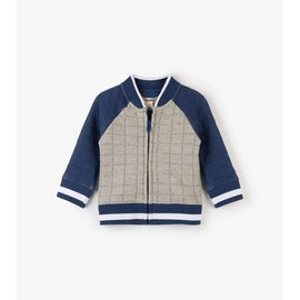 Hatley Quilted Baby Bomber Jacket