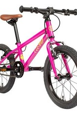 "Cleary Bikes Cleary Bikes Hedgehog 16"" Single Speed Sorta Pink with Kickstand"