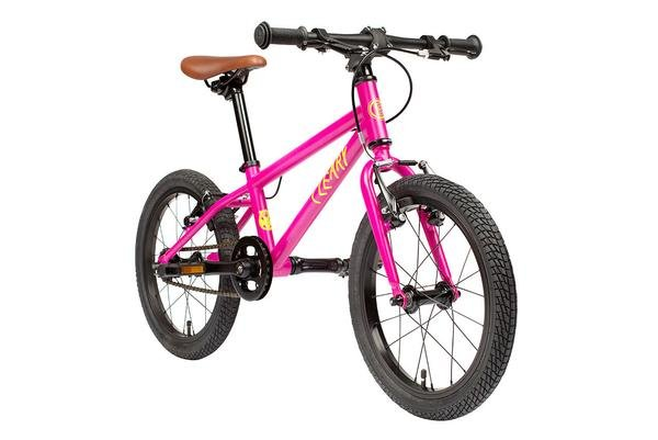 "Cleary Bikes Cleary Bikes Hedgehog 16"" Single Speed Sorta Pink"