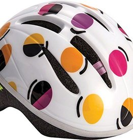 Lazer Lazer BOB Infant Helmet: Multi-Color Dots, One Size