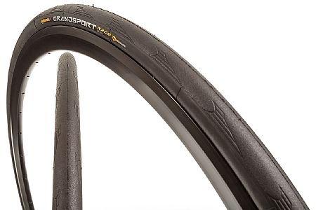 Continental Continental Grand Sport Race 700 X 25 Fold Black-BW