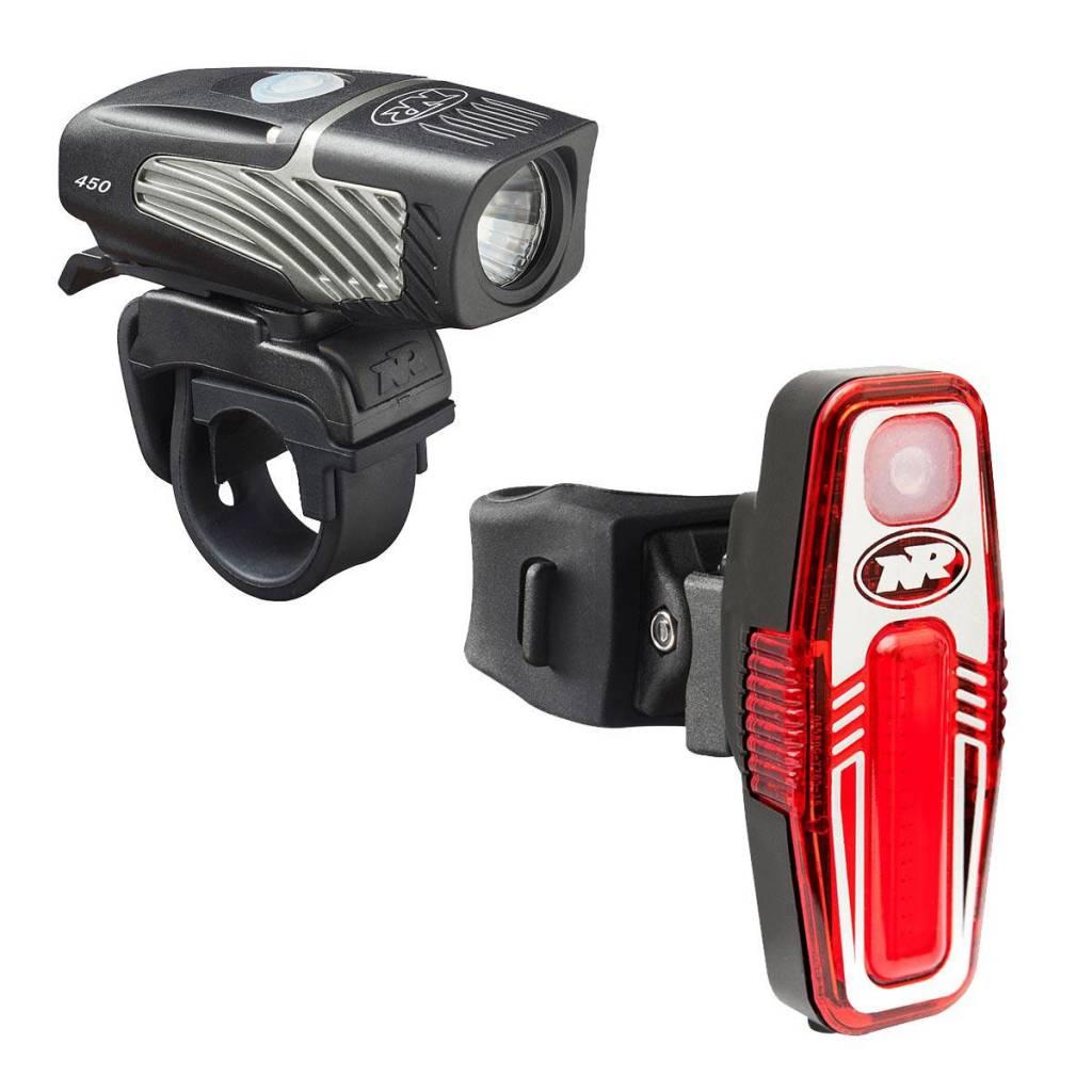 NiteRider Nite Rider, Lumina Micro 450/ Sabre 50, Light set
