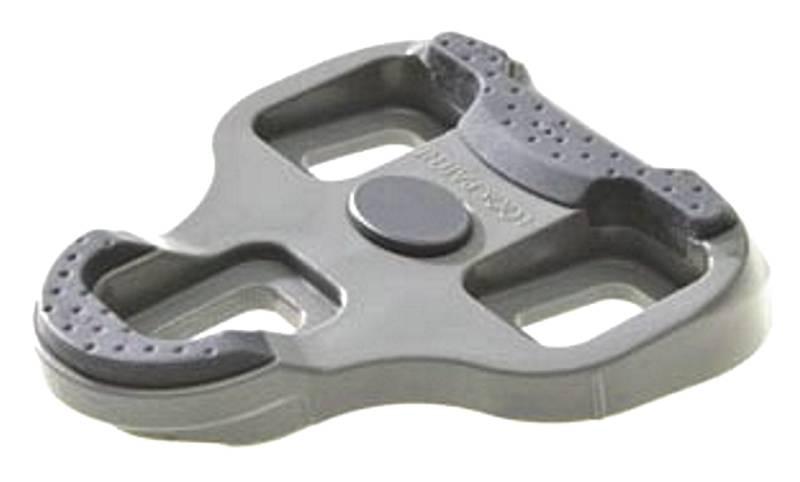 Look Look, Keo Grip, Cleats, Grey, 4.5°