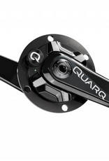 QUARQ Quarq DFour 110mm Shimano Asymmetric BCD Road Power Meter Crank GXP 165mm (Rings and BB Not Included)