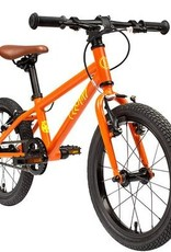 """Cleary Bikes Cleary Bikes Hedgehog 16"""" Single Speed Very Orange with Kickstand"""