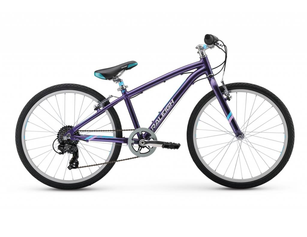 Raleigh Raleigh ALYSA 24 Purple