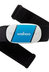 Wahoo Fitness Wahoo Fitness TICKR Bluetooth and Ant+ Heart Rate Strap, Black