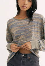 Arielle Printed Long Sleeve
