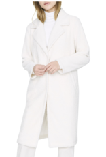 Go Long Teddy Coat