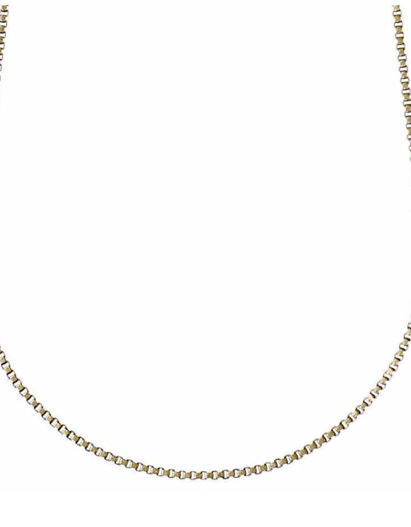 Classic Gold Chain (60cm)