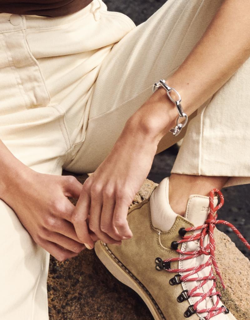 Ran Silver Chain Bracelet