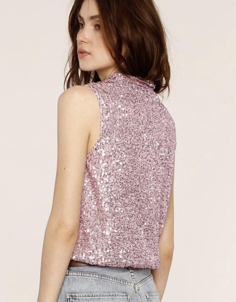 Selena Sparkle Top
