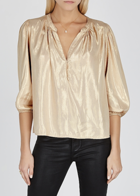 Linette Lurex Top