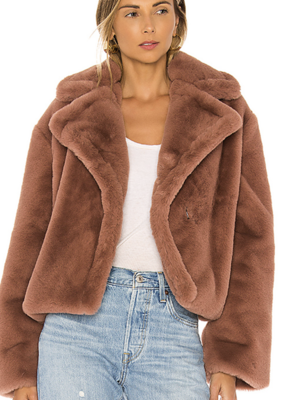 BB Dakota Notch Collar Coat
