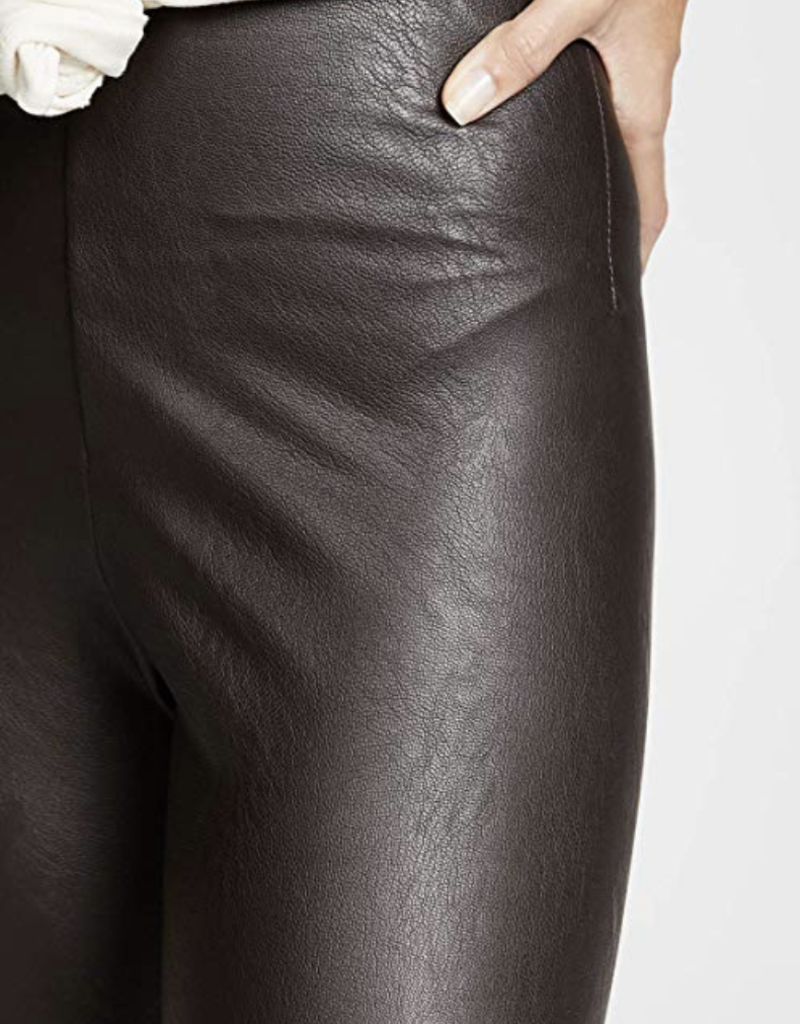 Women's Perfect Control Faux Leather Legging