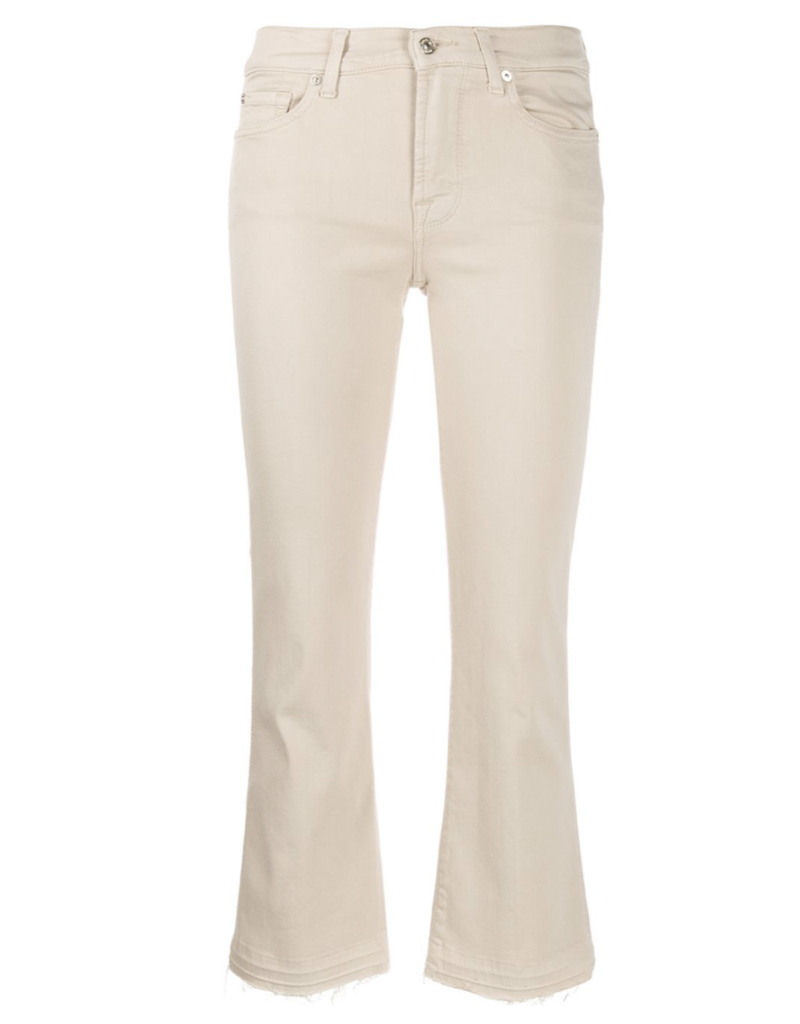 7 for All Mankind High Waist Slim Kick