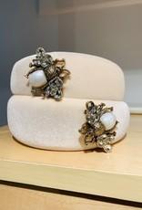 FF  Padded Headband Honeybee