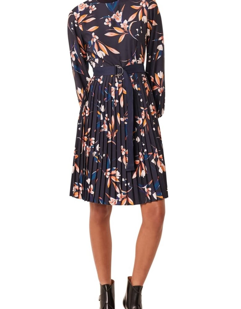 Elvia Drape Dress