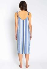 Beach Blues Stripe Dress