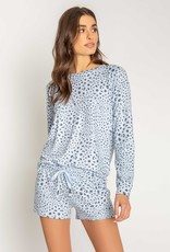 PJ Peachy party pullover