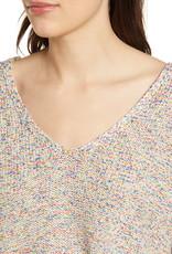 Confetti V-neck Sweater
