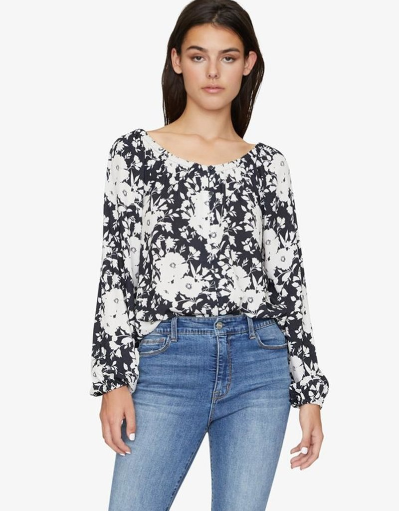 Genevieve Bloom Blouse