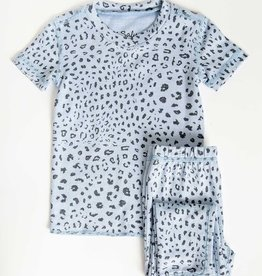 Peachy Party Leopard Set Kids